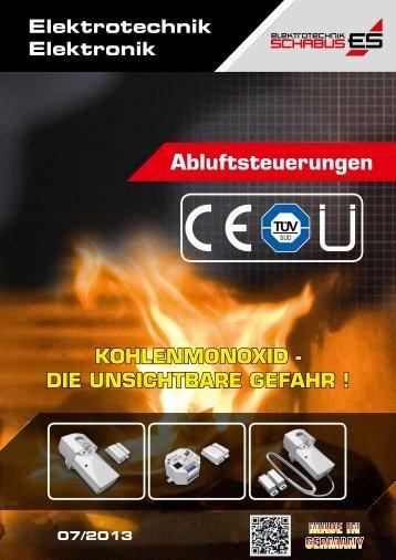 Abluftsteuerungen - Elektrotechnik Schabus