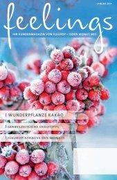 ihr kundenmagazin von fleurop – jeden monat neu - Casa Flora