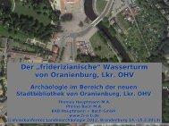 Oranienburg, Lkr. OHV 2012 - BAB Hauptmann und Bach GmbH