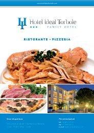 scegli il tuo gusto - Hotel Ideal Torbole