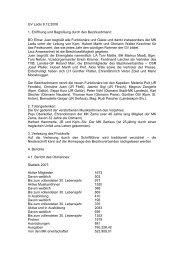 GV Ladis 8.12.2008 1. Eröffnung und Begrüßung durch den ...