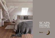 SCAPA HOME - Recor Bedding