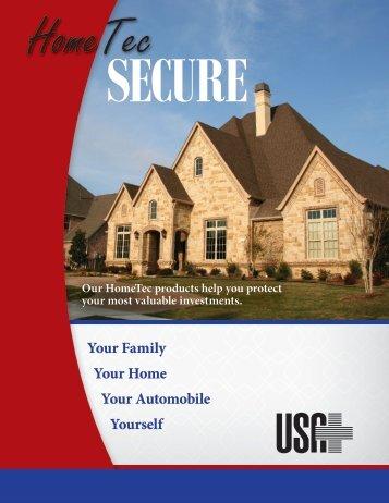 HomeTec Secure Brochure - Ahcpsales.com