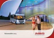 Katalog Reisemobile 2014 Teil 1 - Dethleffs