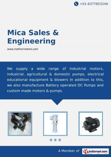 Download PDF - Mica Sales & Engineering
