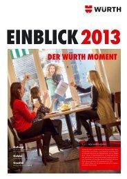 Download PDF deutsch (3 MB) - Adolf Würth GmbH & Co. KG