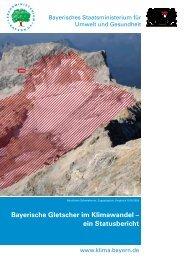 Bayerische Gletscher im Klimawandel – ein Statusbericht