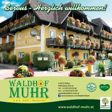 downloaden - Waldhof Muhr