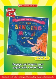 The Singing Mermaid - Scholastic