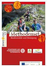 Methodenset Biodiversität und Bewegung - natur-vielfalt.at