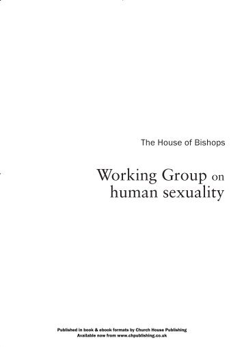 Pilling Report - The Church of England