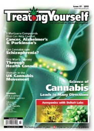 Division in the UK Cannabis Movement - Treating Yourself