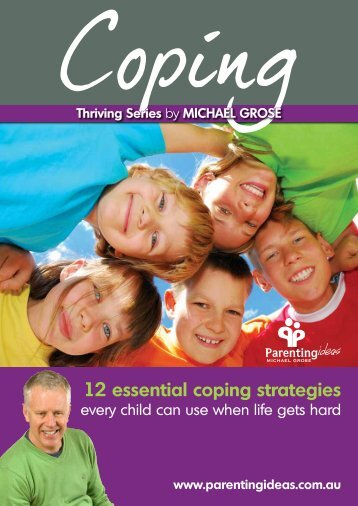 12 essential coping strategies every child can use ... - Parenting Ideas