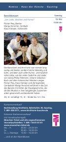 Kleinen Sommerfestival 2013 - Remise Schloß Fußberg - Seite 3