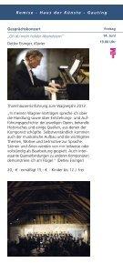 Kleinen Sommerfestival 2013 - Remise Schloß Fußberg - Seite 7