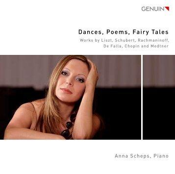 Dances, Poems, Fairy Tales - Anna Scheps