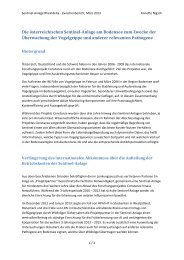 Die österreichischen Sentinel-Anlage am Bodensee ... - Vorarlberg