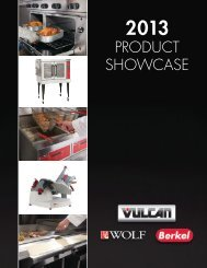 2013 Product Showcase - EPI Kitchen