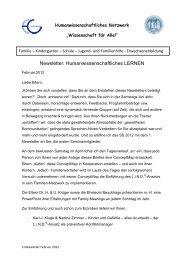 Newsletter Februar 2012 - Dr. Karl-J. Kluge