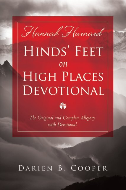 Hinds' Feet on High Places Devotional: The Original ... - Destiny Image