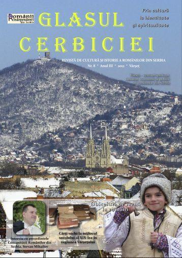 Cerbicia-8 - Românii Independenți din Serbia