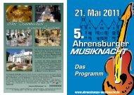 Das Programm Das Programm - HolzLand H. Wulf