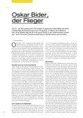 FoKuS Oskar Bider, der Flieger INterVIew Mit demselben Antrieb ... - Seite 4