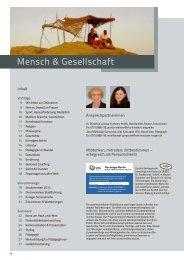 Politik, Gesellschaft, Land + Leute - VHS Konstanz-Singen e.V.