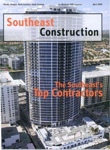 The Southeast's Top Contractors - Southeast Construction - Coastal ...