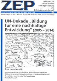 UN-Dekade