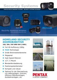 Security Systems - Ricoh