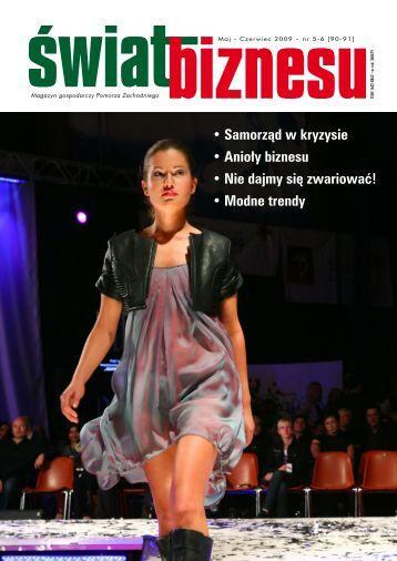 Przeczytaj/pobierz Świat Biznesu nr 5-6/2009