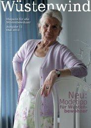 Ausgabe 11, Mai 2013 - Walpurgis-Verlag