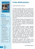 1/2013 Dezember/Januar/Februar - Evangelische Kirchengemeinde ... - Page 2