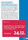 1/2013 Dezember/Januar/Februar - Evangelische Kirchengemeinde ... - Page 3