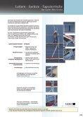 Leitern · Gerüste · Tapeziertische 09 - Werkzeugkatalog Geno - Seite 2