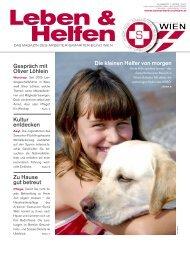 Leben und Helfen Wien 01/2007 - Arbeiter-Samariter-Bund ...