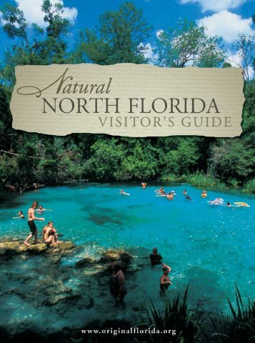 Entire Visitor's Guide - Natural North Florida