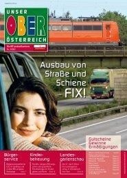 Unser Oberösterreich - Die Oö. Landesillustrierte Nr. 2/2007