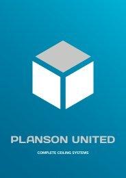 General brochure - Planson United Oy