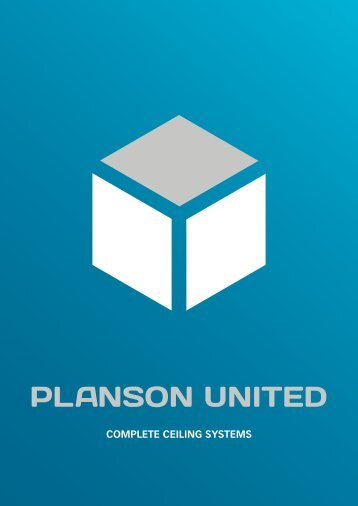 General brochure - Planson United Oy