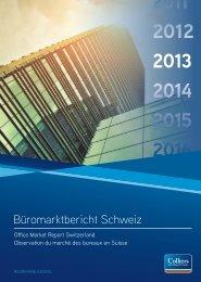 Büromarktbericht Schweiz - Colliers International Zurich