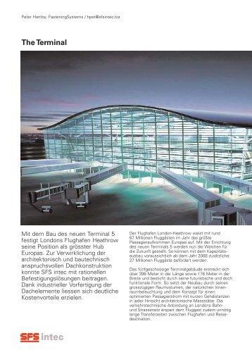 The Terminal - SFS intec
