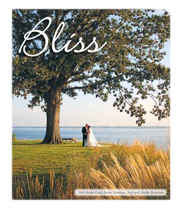 2013 Bridal Guide for the Northern Neck and Middle Peninsula