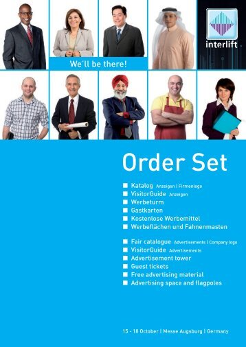 Order Set interlift 2013