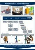 M+W Process Industries Chemie Broschüre - Seite 3