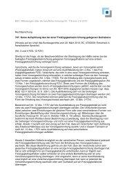 BSV: Mitteilungen über die berufliche Vorsorge Nr. 118 vom 2.6 ...