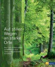 Auf stillen Wegen an starke Orte - AT Verlag