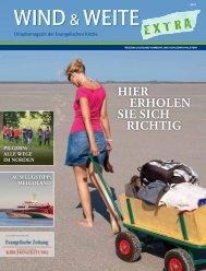 HIER ERHOLEN SIE SICH RICHTIG - Evangelische Zeitung