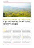 Agriculture in Ethiopia - The Ethiopian American - Page 6